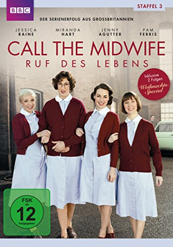 Call the Midwife - Ruf des Lebens Staffel 3 (3 DVDs)