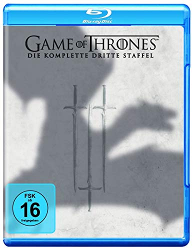 Game of Thrones Staffel 3 [Blu-ray]