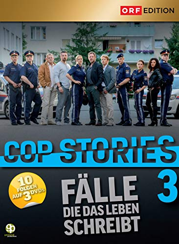 CopStories Staffel 3 (3 DVDs)