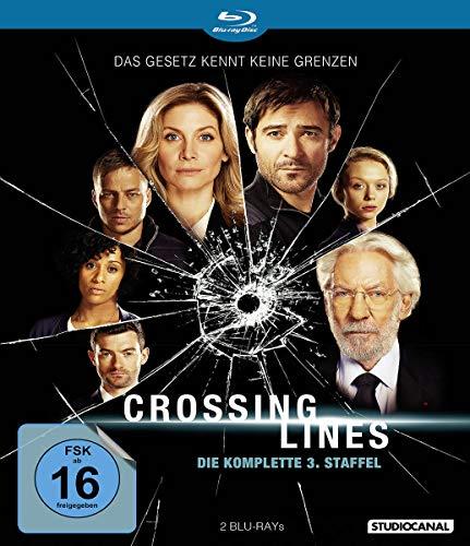Crossing Lines Staffel 3 [Blu-ray]