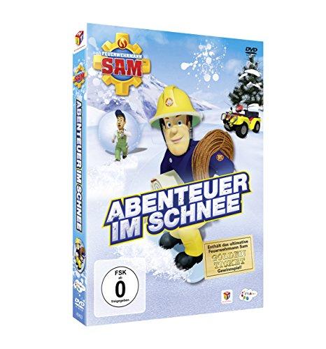 Feuerwehrmann Sam Abenteuer im Schnee
