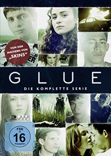 Glue Die komplette Serie (3 DVDs)