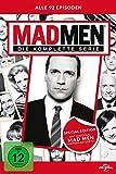 Mad Men - Die komplette Serie (Special Limited Edition inkl. Visitenkarten-Etui) (30 DVDs)