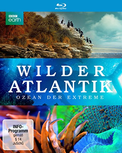 Atlantic: The Wildest Ocean on Earth Blu-ray