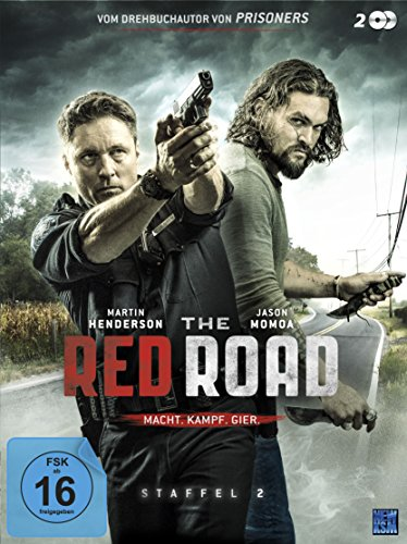 The Red Road Staffel 2 (2 DVDs)