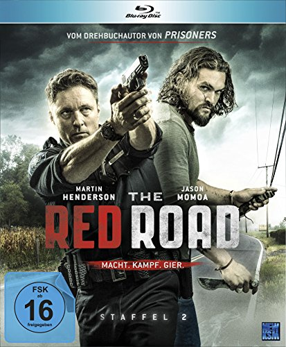 The Red Road Staffel 2 [Blu-ray]