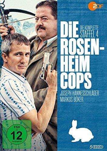 Die Rosenheim Cops Staffel  4 (5 DVDs)