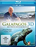 Galapagos mit David Attenborough (inkl. 2D-Version) [3D Blu-ray]