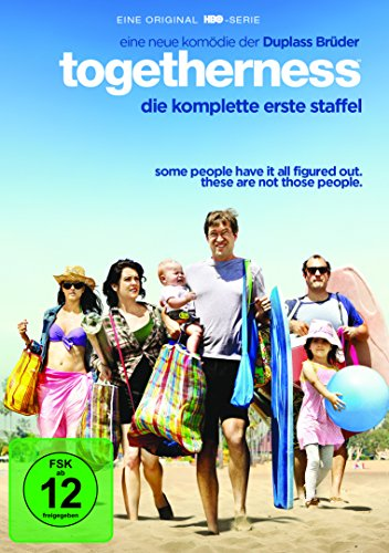 Togetherness Staffel 1 (2 DVDs)