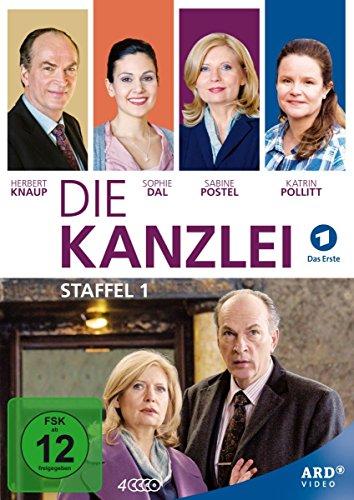 Die Kanzlei Staffel 1 (4 DVDs)