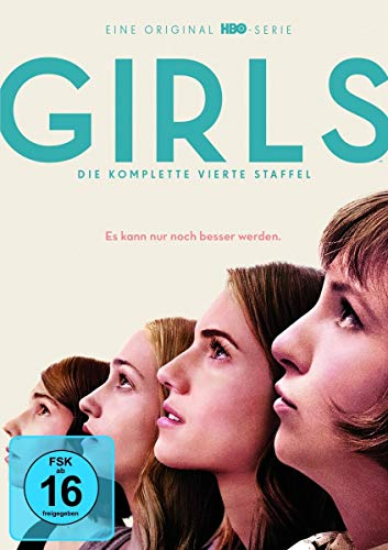 Girls Staffel 4 (2 DVDs)