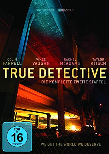 True Detective Staffel 2 (3 DVDs)