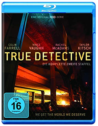 True Detective Staffel 2 [Blu-ray]