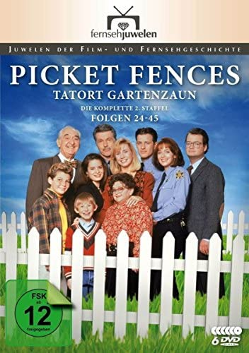 Picket Fences - Tatort Gartenzaun: Staffel 2 (6 DVDs)