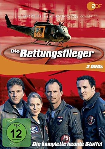 Die Rettungsflieger Staffel  9 (2 DVDs)