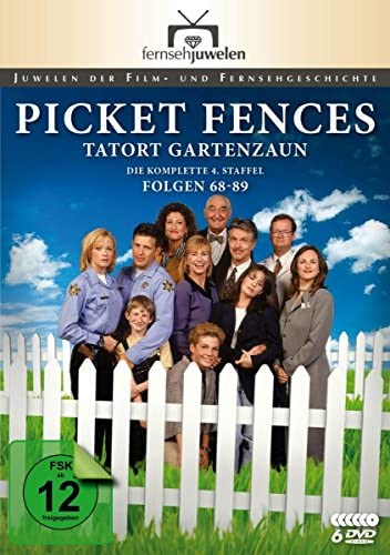 Picket Fences - Tatort Gartenzaun: Staffel 4 (6 DVDs)