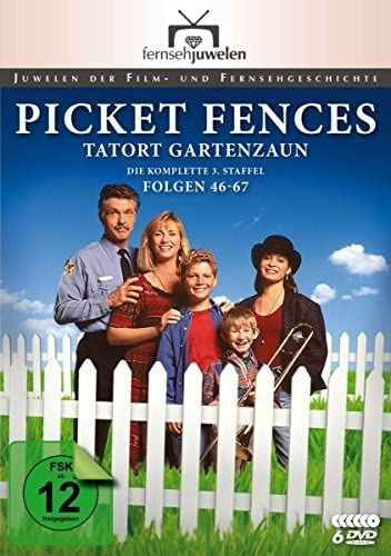 Picket Fences - Tatort Gartenzaun: Staffel 3 (6 DVDs)