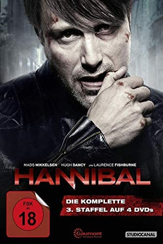 Hannibal Staffel 3 (4 DVDs)