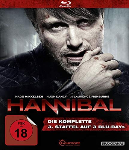 Hannibal Staffel 3 [Blu-ray]