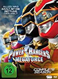 Power Rangers - Megaforce: Die komplette Serie (3 DVDs)
