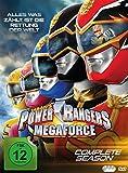Power Rangers - Megaforce: Die komplette Serie (3 DVDs)