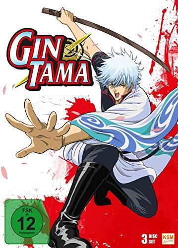 Gintama Box 1 (Episode 1-13) (3 DVDs)