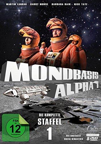 Mondbasis Alpha 1 Staffel 1 (Extended Version) (Neuabtastung) (8 DVDs)