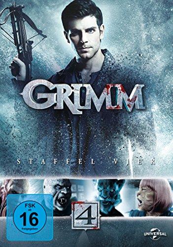 Grimm Staffel 4 (6 DVDs)