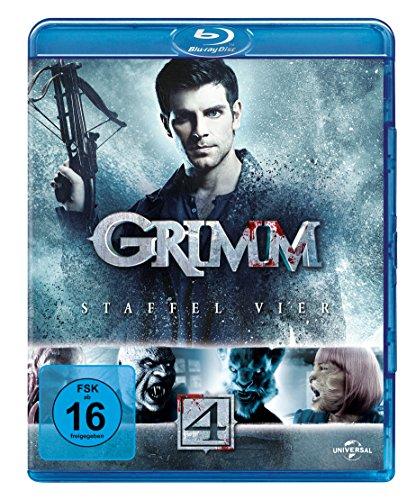 Grimm Staffel 4 [Blu-ray]