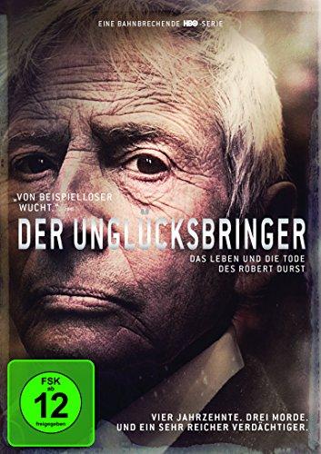 Der Unglücksbringer - Das Leben und die Tode des Robert Durst 2 DVDs