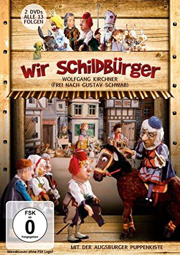 Augsburger Puppenkiste - Wir Schildbürger (2 DVDs)