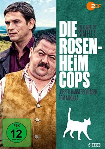 Die Rosenheim Cops Staffel  5 (5 DVDs)