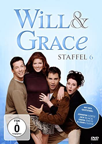 Will & Grace Staffel 6 (4 DVDs)