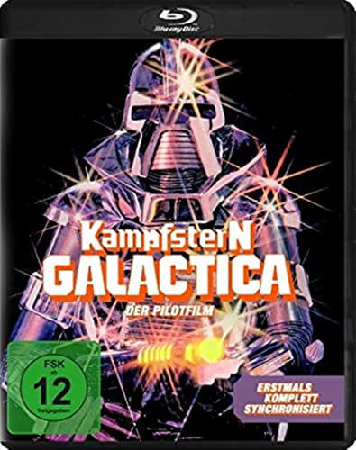 Kampfstern Galactica Der Pilotfilm [Blu-ray]