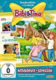 Bibi und Tina - Amadeus-Special (+ Hörspiel-CD) (2 DVDs)
