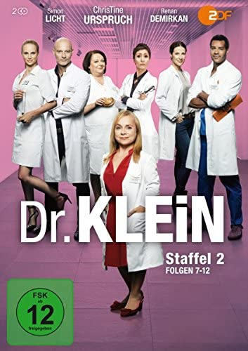 Dr. Klein Staffel 2, Vol. 2 (2 DVDs)