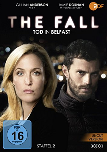 The Fall - Tod in Belfast: Staffel 2 (3 DVDs)