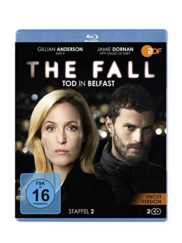 The Fall - Tod in Belfast: Staffel 2 [Blu-ray]