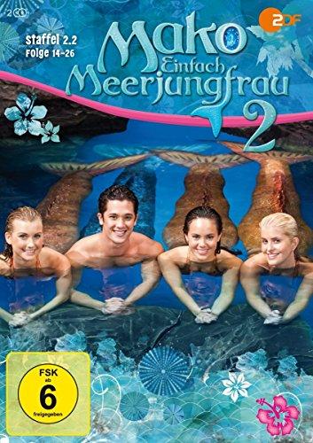 Mako - Einfach Meerjungfrau: Staffel 2.2 (2 DVDs)