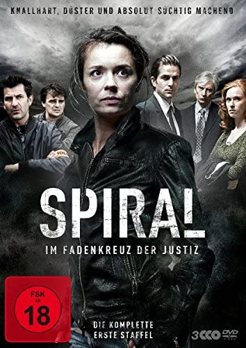 Spiral Staffel 1 (3 DVDs)