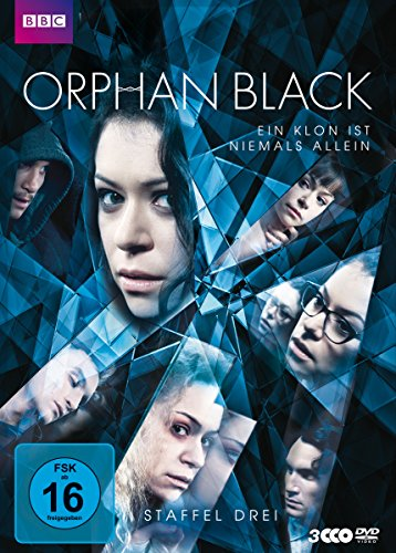 Orphan Black Staffel 3 (3 DVDs)