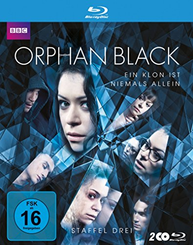 Orphan Black Staffel 3 [Blu-ray]