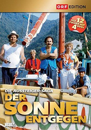 Der Sonne entgegen (Neuauflage) (4 DVDs)