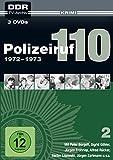 Polizeiruf 110 - Box  2: 1972-1973 (DDR TV-Archiv) (Softbox) (3 DVDs)