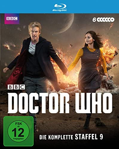 Doctor Who Staffel  9 [Blu-ray]