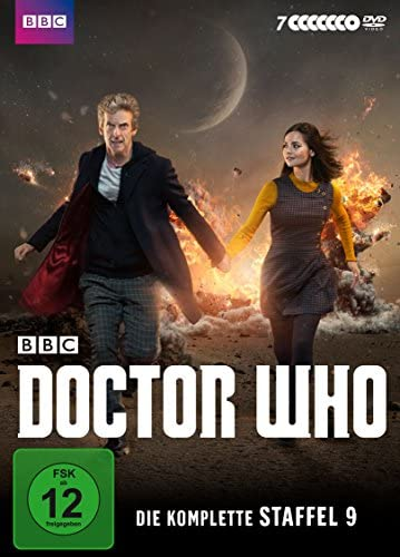 Doctor Who Staffel  9 (7 DVDs)