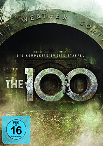 The 100 Staffel 2 (3 DVDs)