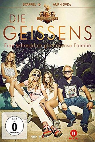 Die Geissens - Eine schrecklich glamouröse Familie: Staffel 10 (4 DVDs)