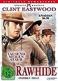 Rawhide - Tausend Meilen Staub - Season 7.2 (4 DVDs)