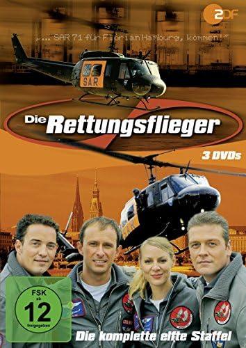 Die Rettungsflieger Staffel 11 (3 DVDs)